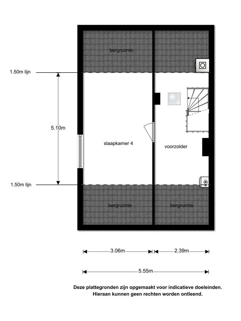 Sterrenlaan 63 plattegrond-37