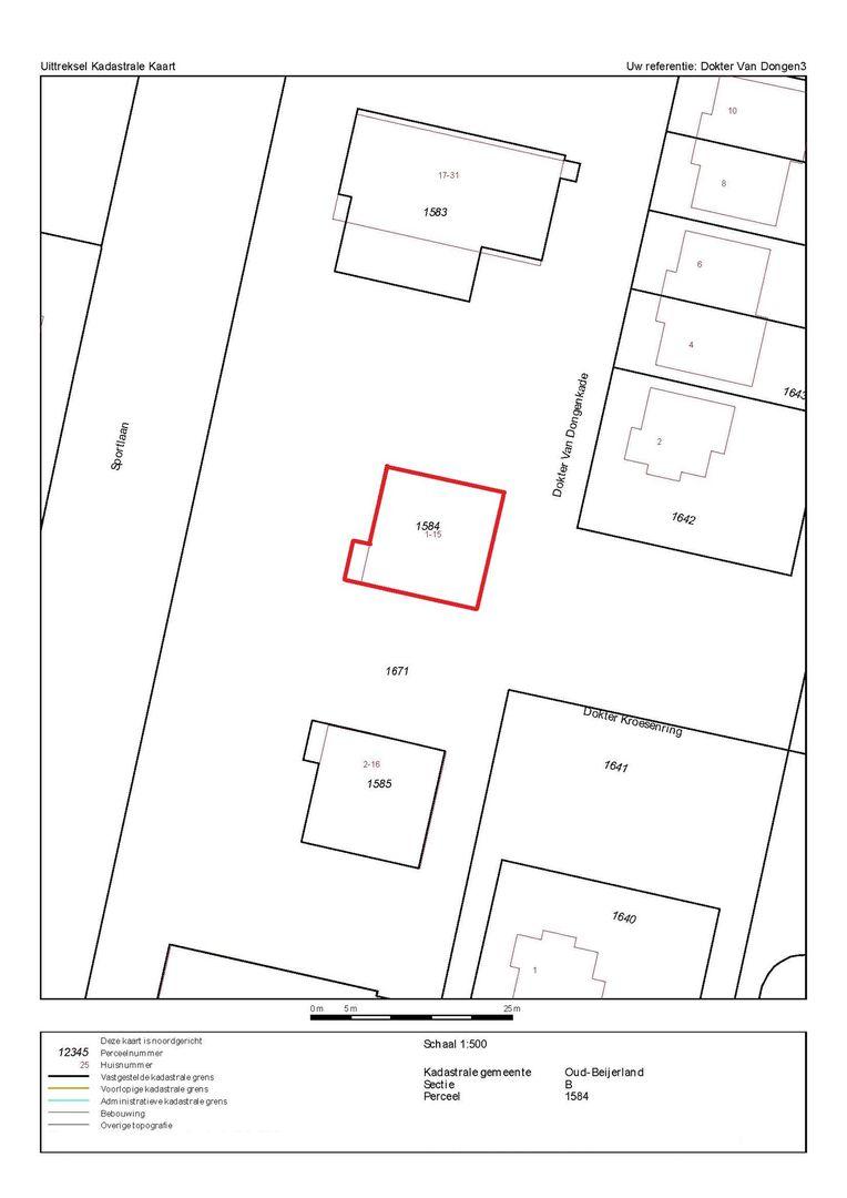 Dokter Van Dongenkade 3 plattegrond-24