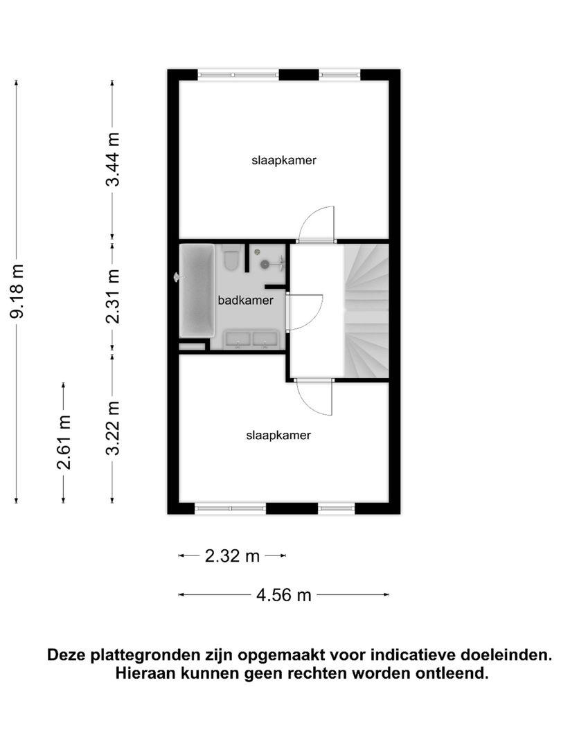 Rubensdreef 5 plattegrond-19