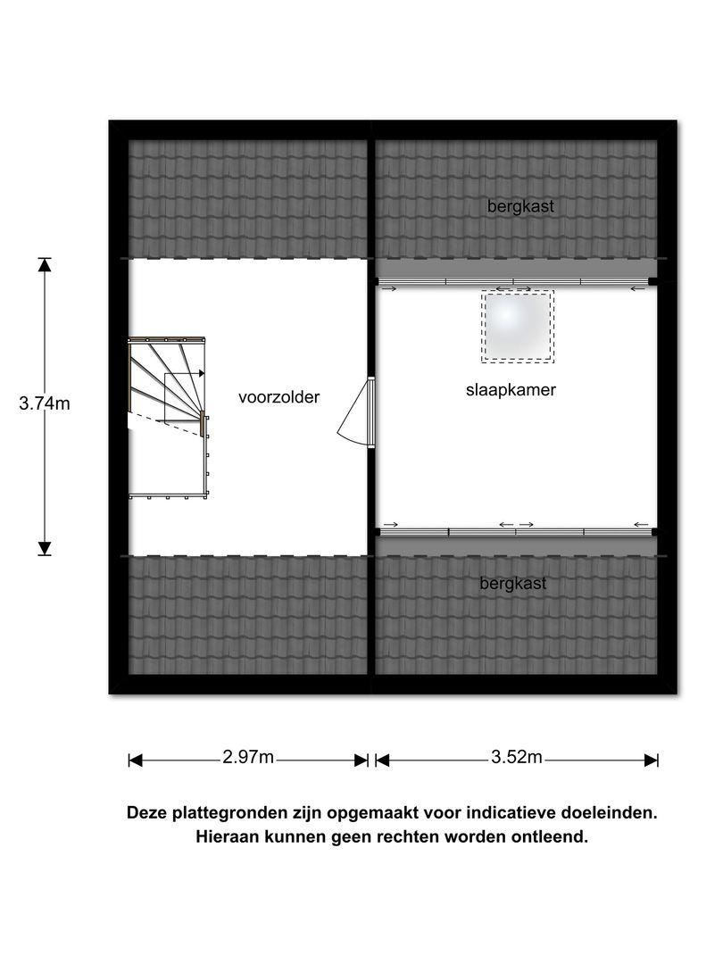 Ridder van Dorpstraat 20 plattegrond-30