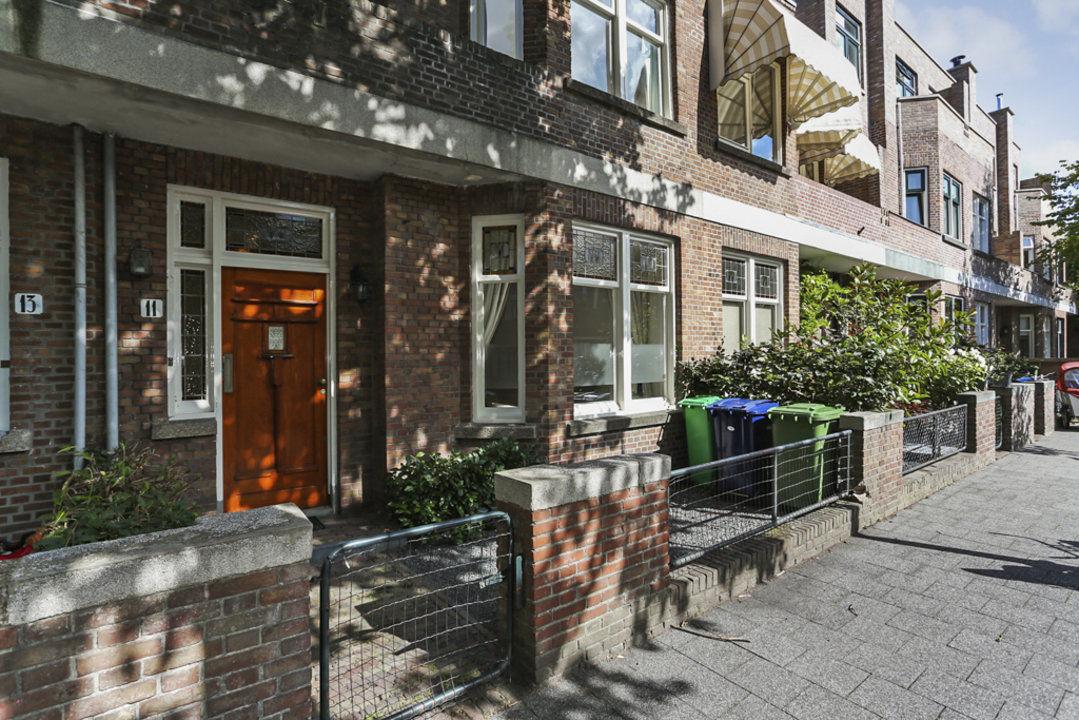 Van Panhuysstraat, The Hague