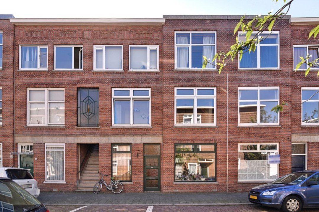 de Vriesstraat, The Hague