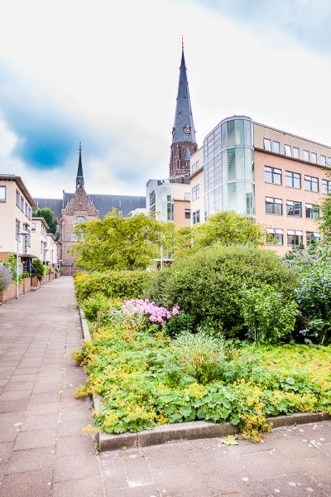 Parkstraat, The Hague