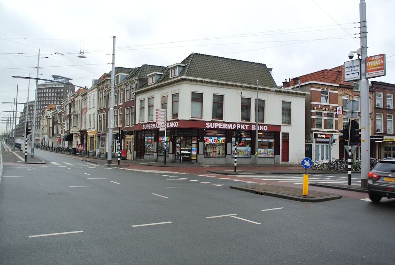 Amsterdamse Veerkade, The Hague