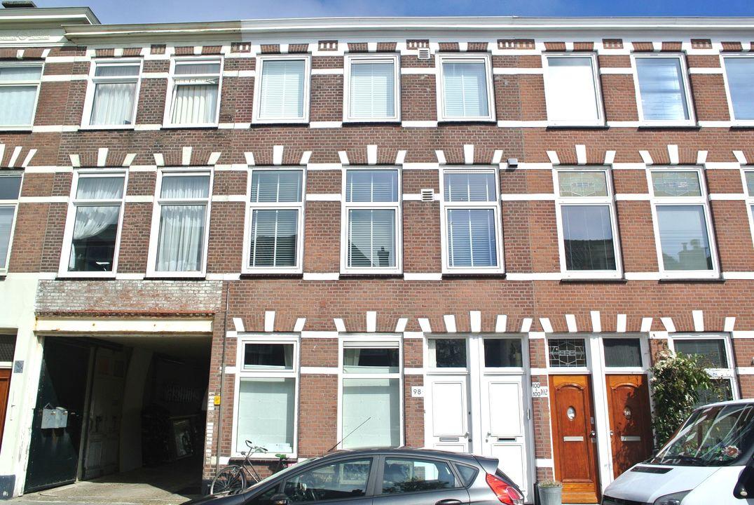 Maaswijkstraat, The Hague