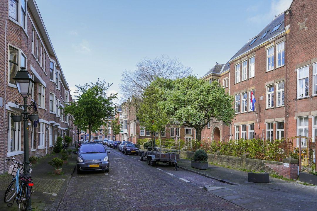 Kepplerstraat, The Hague