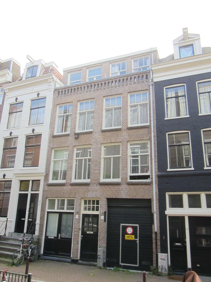Nieuwe Looiersstraat, Amsterdam