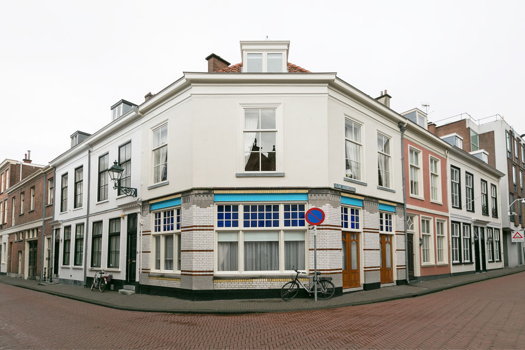 Kleine Kazernestraat, The Hague