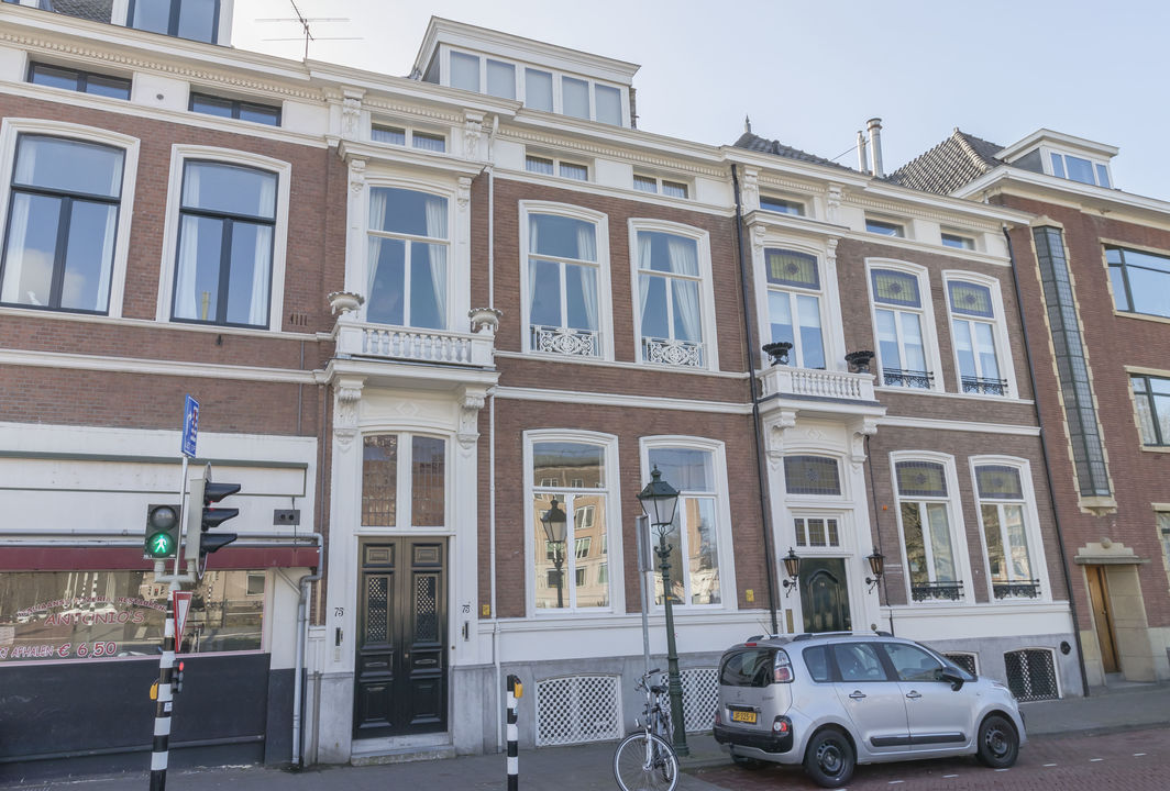 Koninginnegracht, The Hague