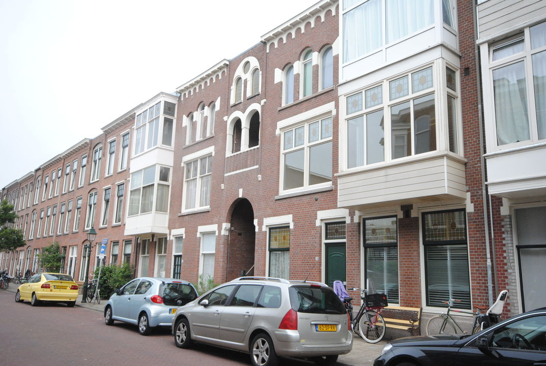 Ongekend Sonoystraat 41, Bovenwoning in Den Haag - Wolters Housing RB-06