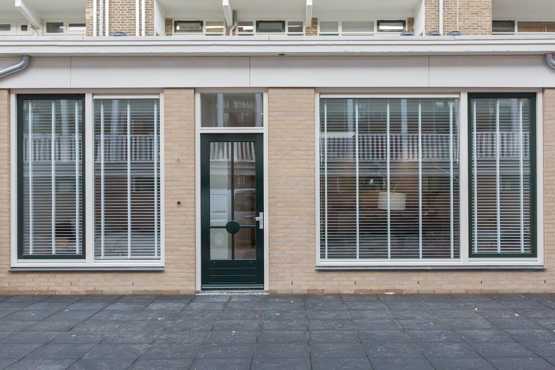 Obrechtstraat, The Hague