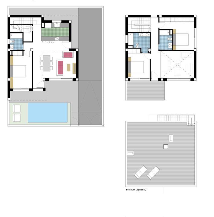 Daya Vieja, Daya Vieja (Costa Blanca) floorplan-1