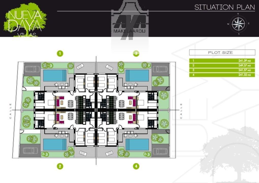 Daya Nueva, Daya Nueva (Town) floorplan-1