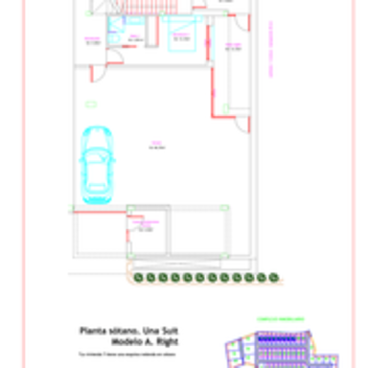 Rojales, Rojales floorplan-1