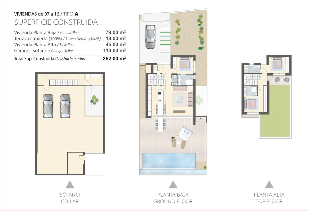Rojales, Rojales floorplan-2