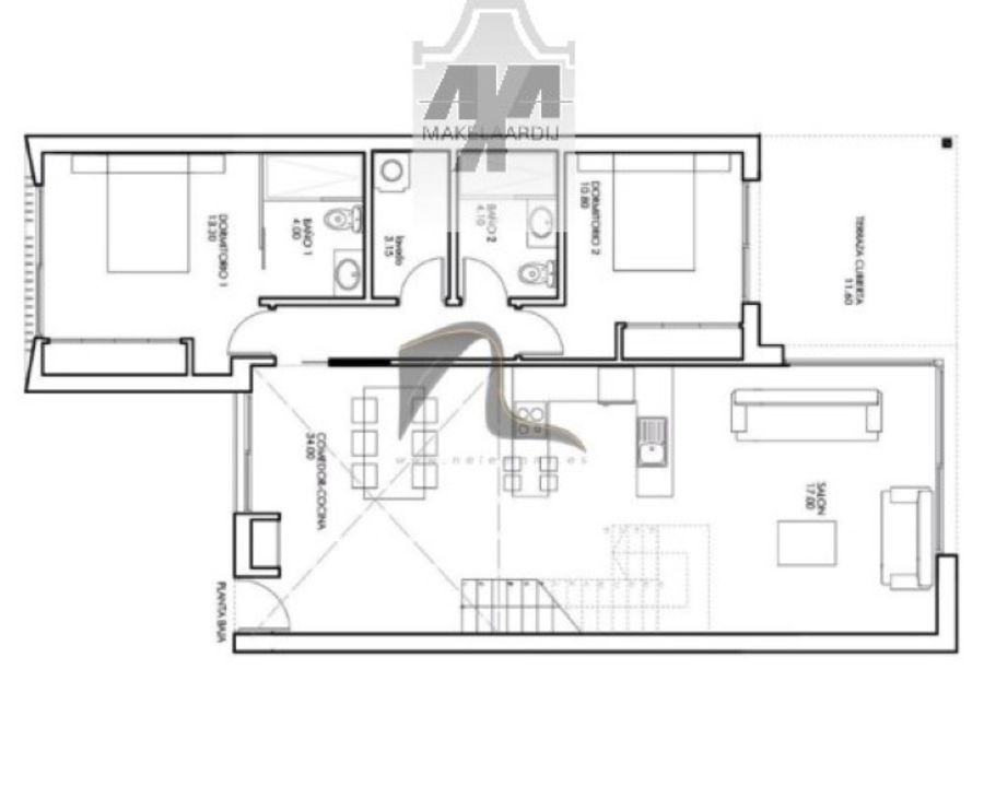 Dolores, Dolores floorplan-1