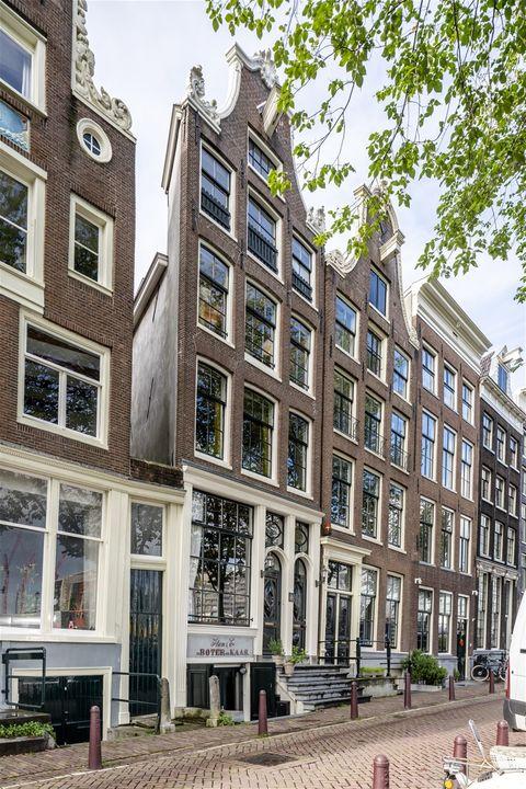 Kromme Waal 16 D, Bovenwoning in Amsterdam foto-0