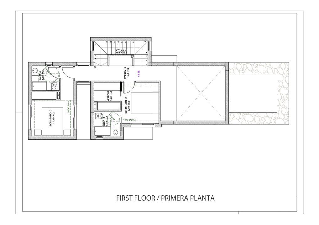 Torre del Morro, Torrevieja floorplan-2
