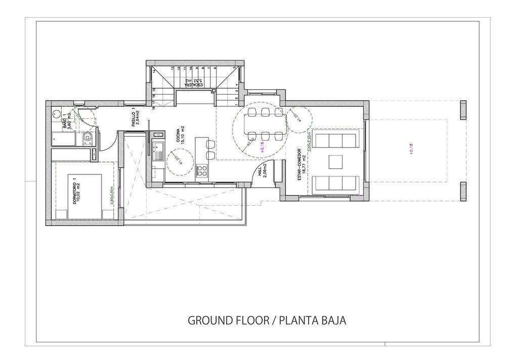 Torre del Morro, Torrevieja floorplan-9