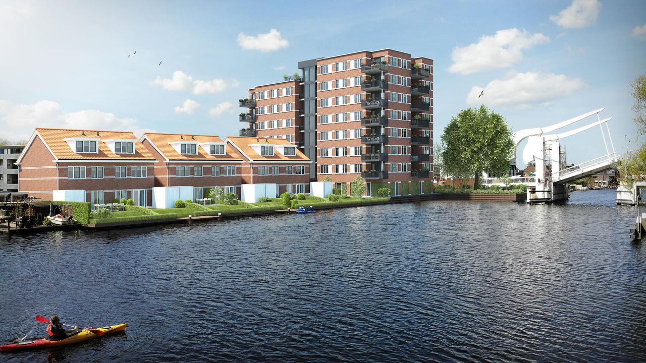 Rijndijk 300 - Bouwnummer 1, Leiden