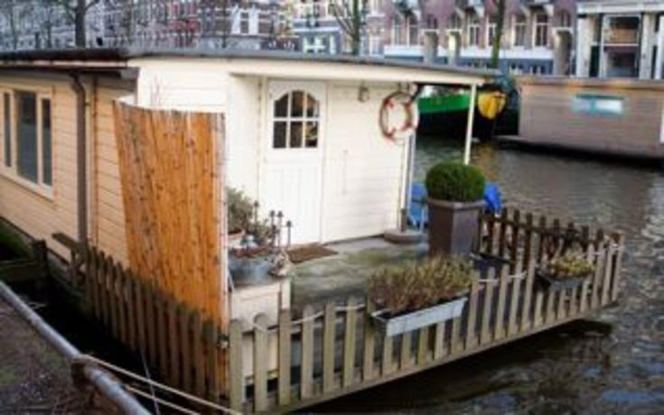Nieuwe Prinsengracht (centre)