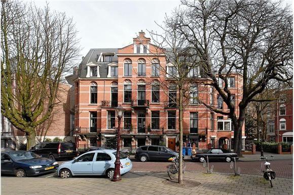 Tesselschadestraat, Amsterdam
