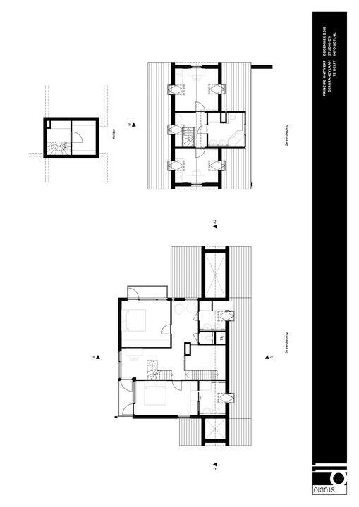 Gerbrandylaan 23, Delft plattegrond-8