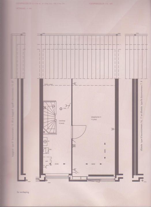 Hof van Rijnsburg 33, Nootdorp plattegrond-2