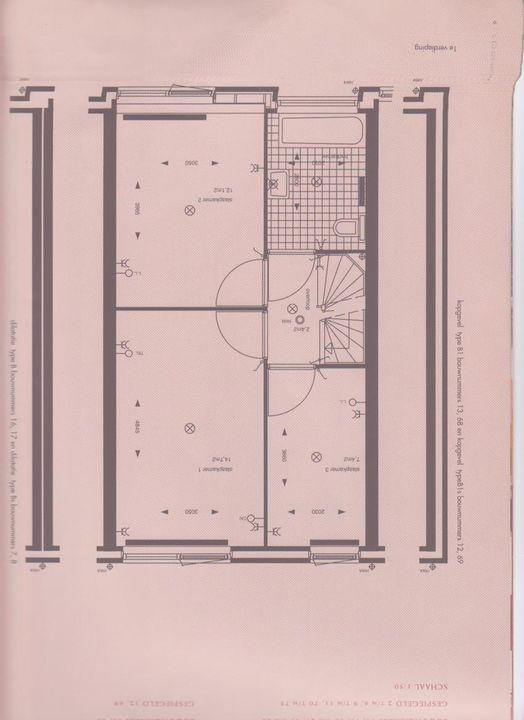 Hof van Rijnsburg 33, Nootdorp plattegrond-1