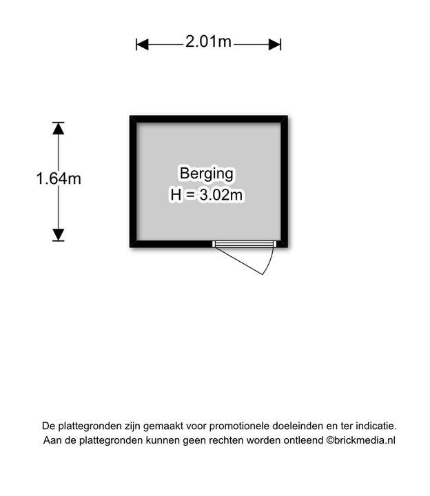 Papsouwselaan 255, Delft plattegrond-1
