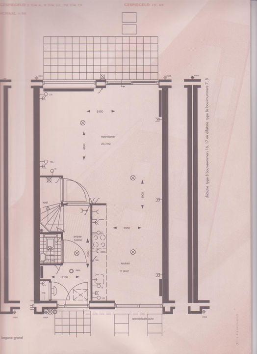 Hof van Rijnsburg 33, Nootdorp plattegrond-0