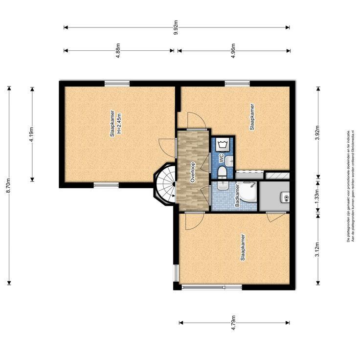 Lagosweg 29 31, Delft plattegrond-3