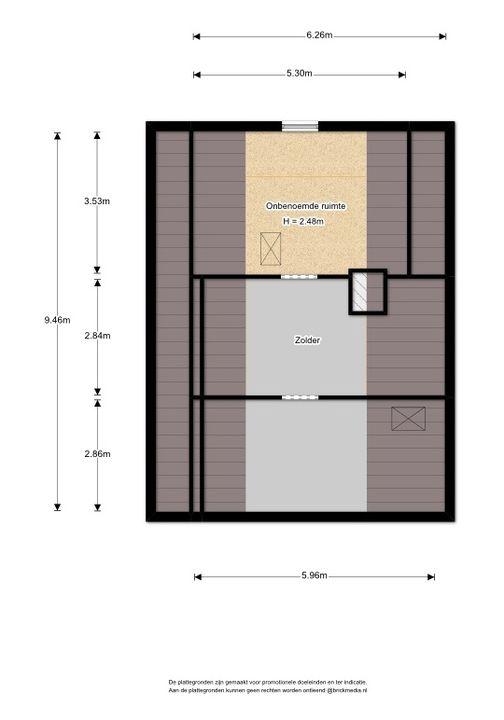 Gerbrandylaan 23, Delft plattegrond-3