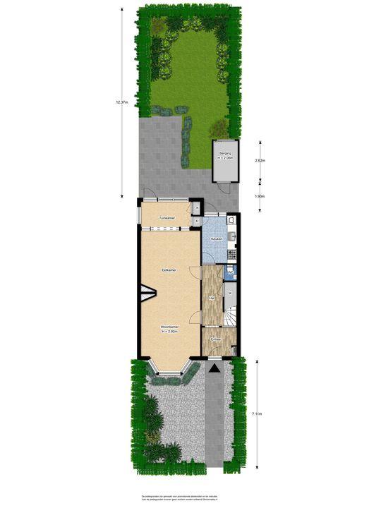 Weverslaan 31, Voorburg floorplan-2