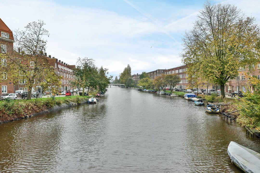 Maasstraat 4 I, Bovenwoning in Amsterdam foto-32