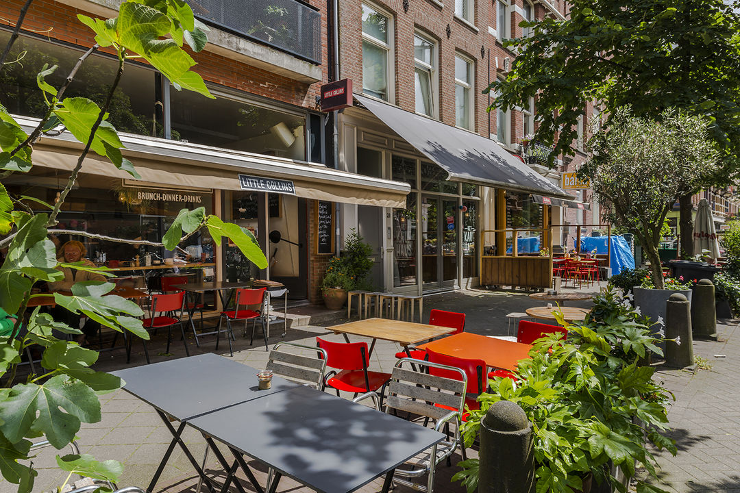 Rustenburgerstraat 289 I, Bovenwoning in Amsterdam foto-16