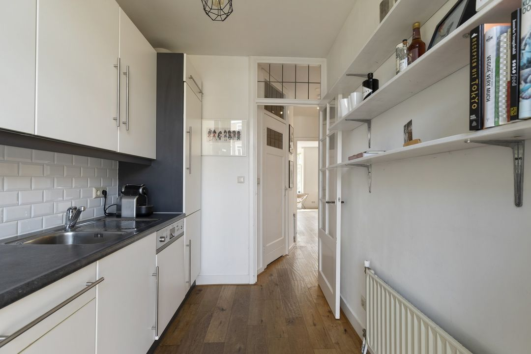 Bilderdijkstraat 144 -III, Upper floor apartment in Amsterdam foto-11