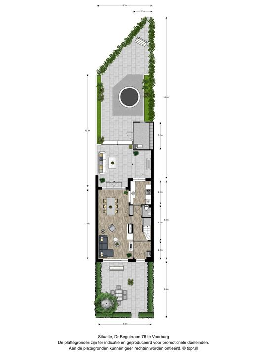 Dr Beguinlaan 76, Voorburg floorplan-3