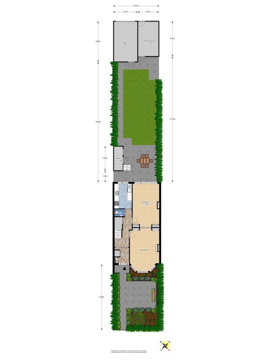 Prinses Mariannelaan 226, Voorburg floorplan-4