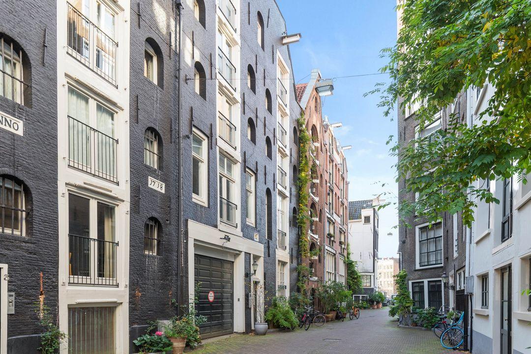 Koggestraat 5 -2, Bovenwoning in Amsterdam foto-1