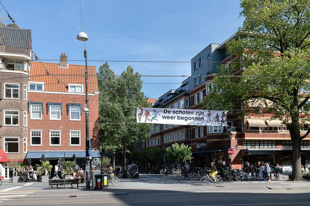 Courbetstraat 33 -I, Bovenwoning in Amsterdam foto-25