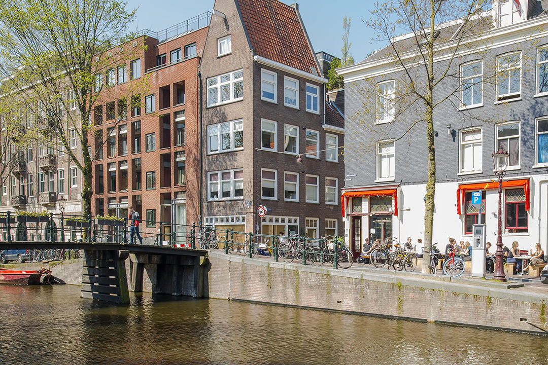 Looiersgracht 118 huis, Benedenwoning in Amsterdam foto-16