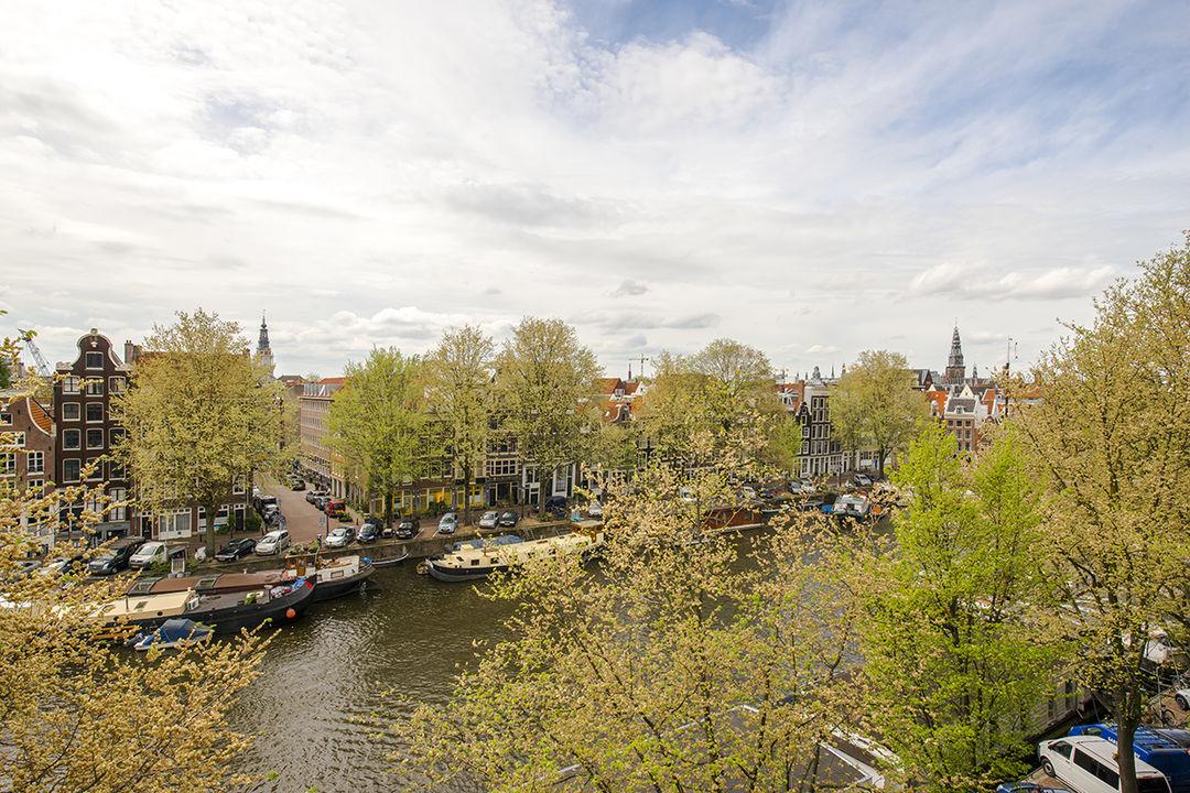 Binnenkant 31 -bv, Bovenwoning in Amsterdam foto-4