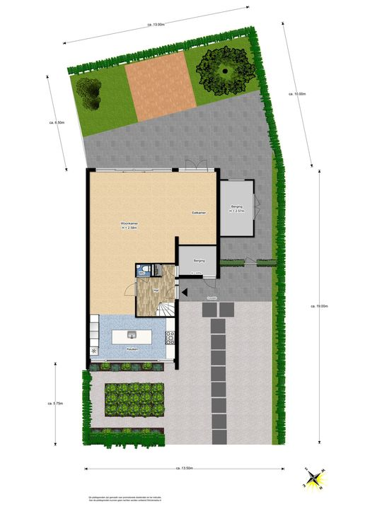 Berkelstroom 115, Zoetermeer floorplan-3