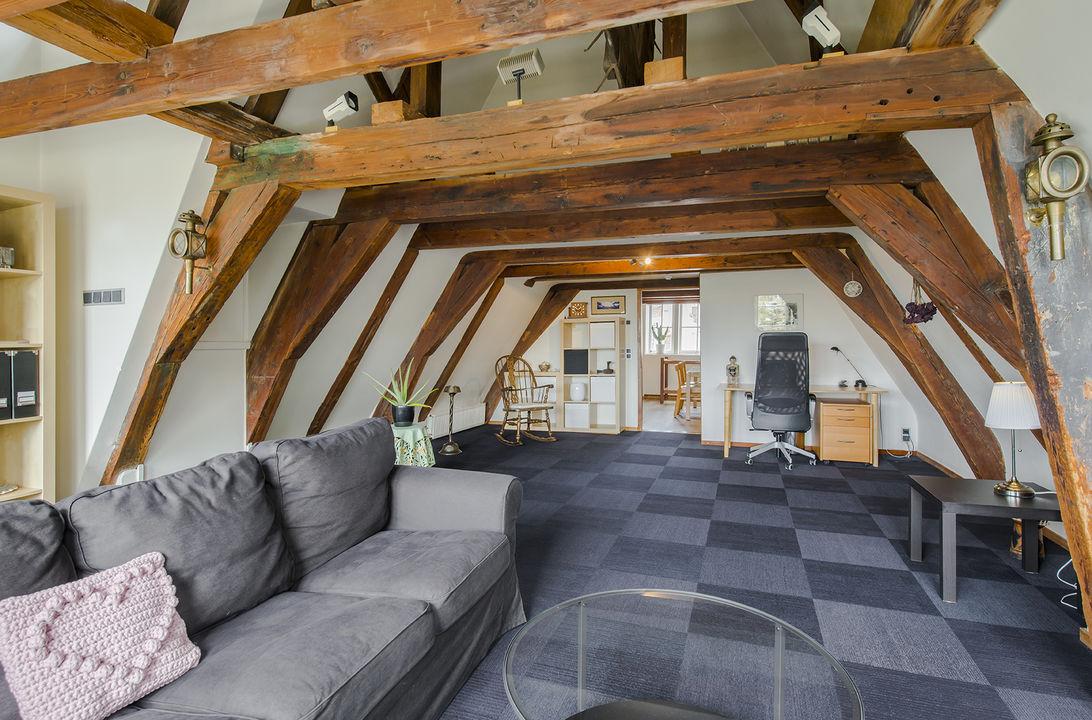 Binnenkant 31 -bv, Bovenwoning in Amsterdam foto-16
