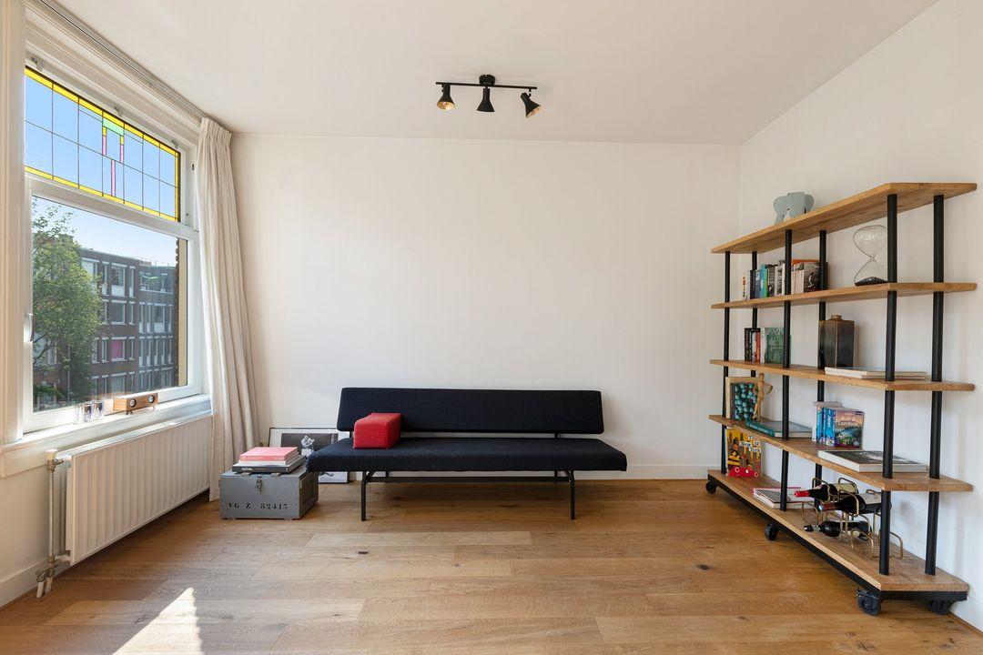 Bilderdijkstraat 144 -III, Bovenwoning in Amsterdam foto-5