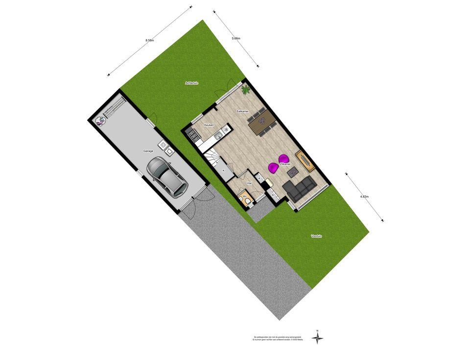 Parkweg 145, Voorburg floorplan-4
