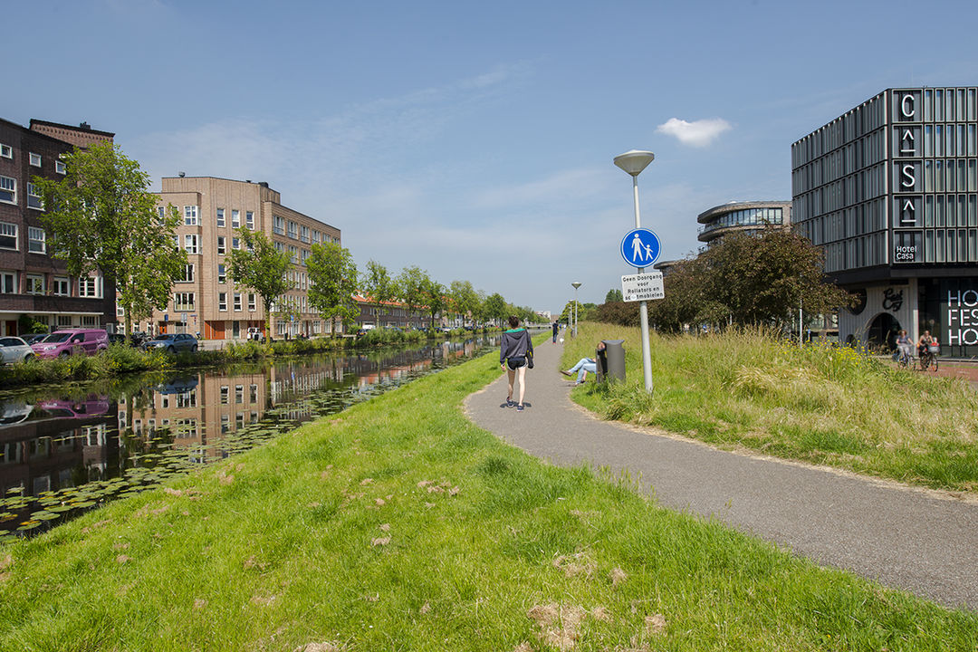Stephensonstraat 1 C-HS, Tussenwoning in Amsterdam foto-25