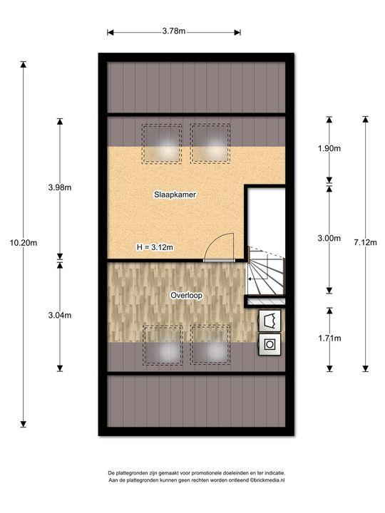 Zonnehof 14, Nootdorp floorplan-2