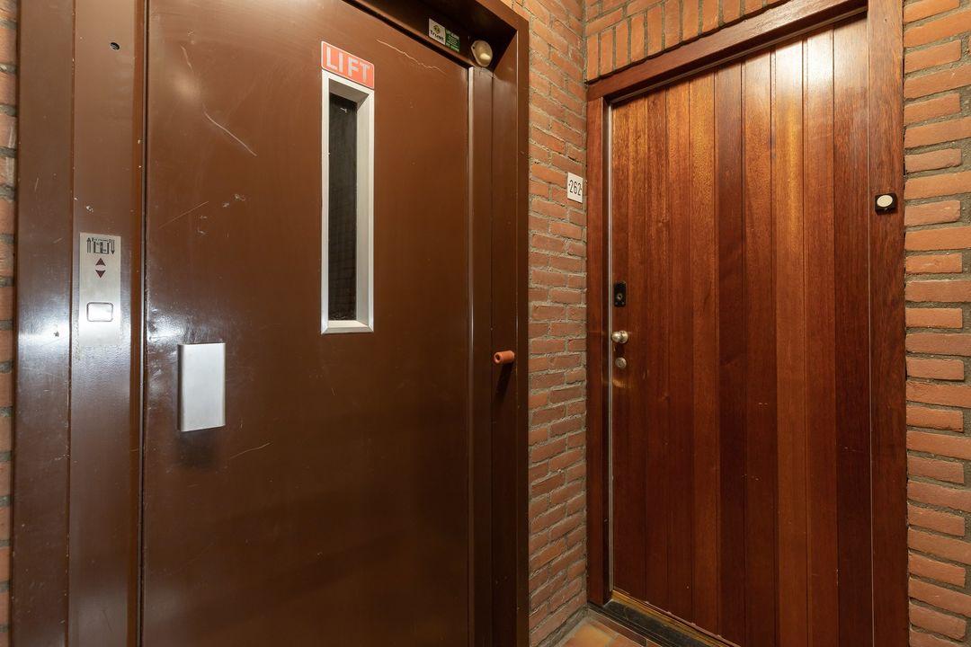 Zoutkeetsgracht 262, Upper floor apartment in Amsterdam foto-13